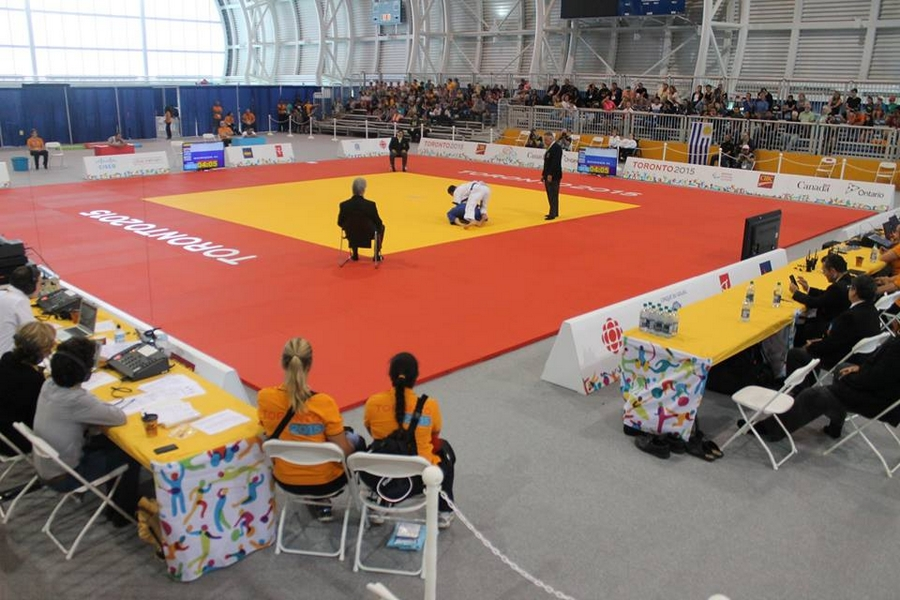 ACTO2015JudoVenue